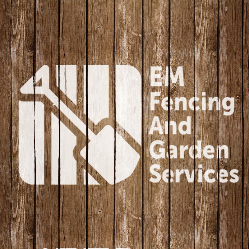 EM Fencing and Gardening Logo